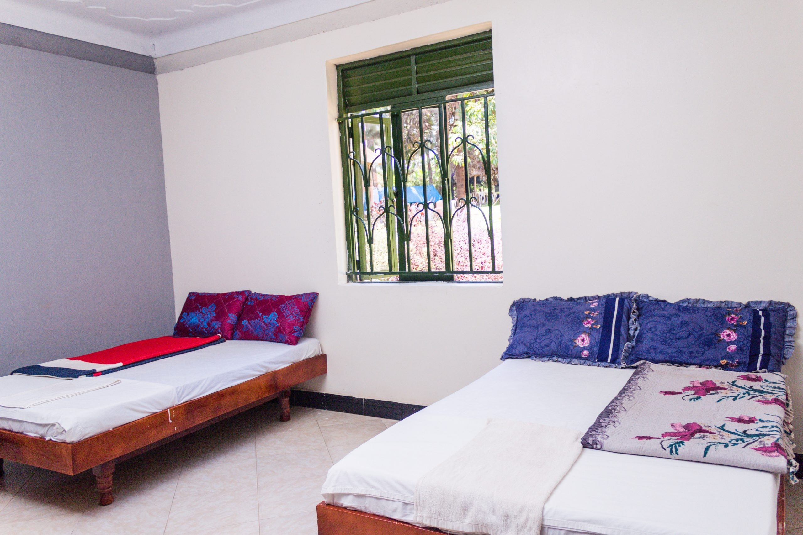 Pine Leisure park Accommodation facility in Entebbe – Uganda.