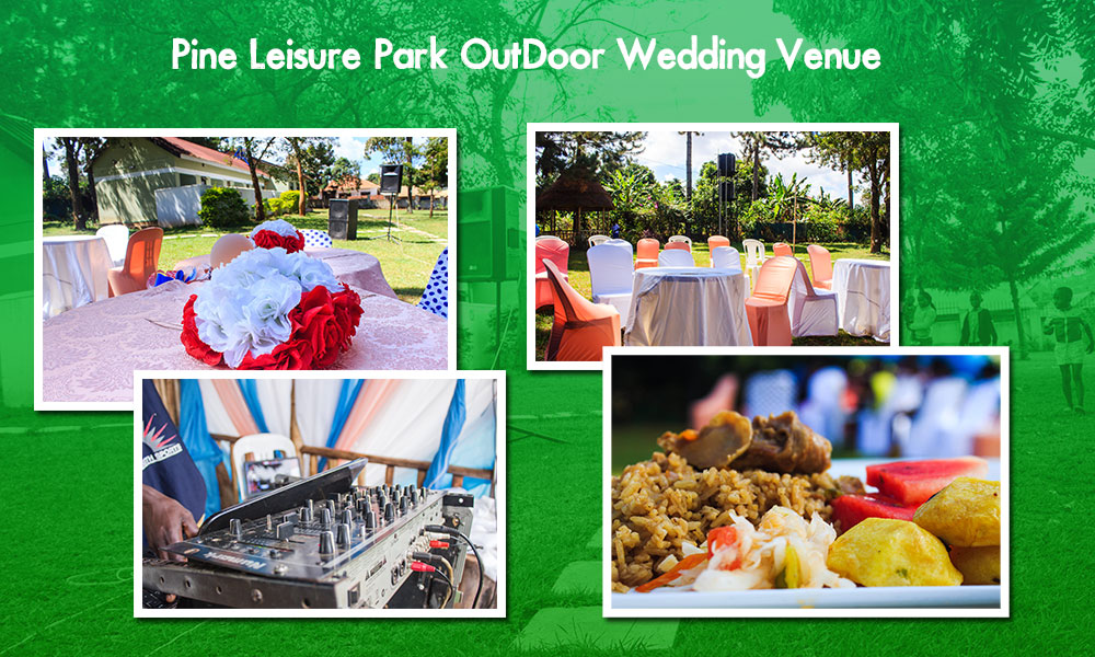 OutDoor Wedding Venue in Kampala, Uganda